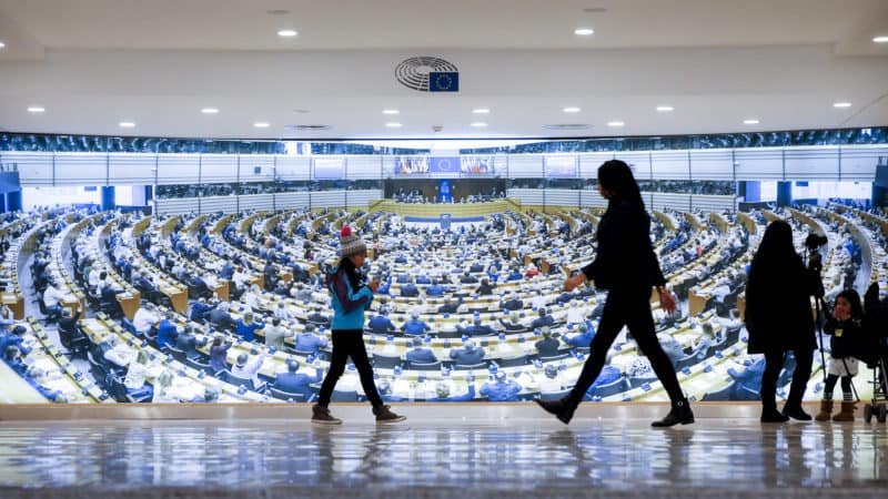European Parliament Brussels single seat Strasbourg