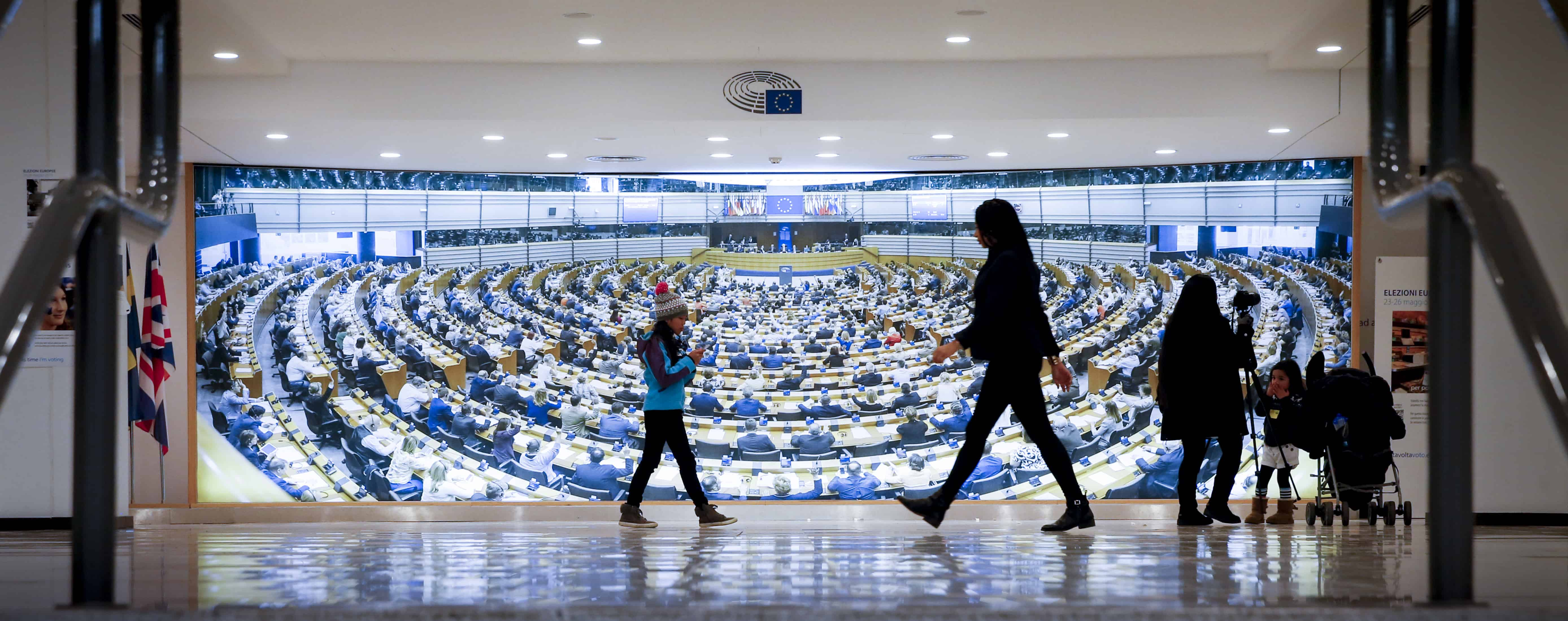 For or against a single seat for the European Parliament?