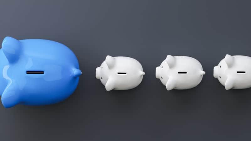 European Council taxation unanimity rule piggy bank