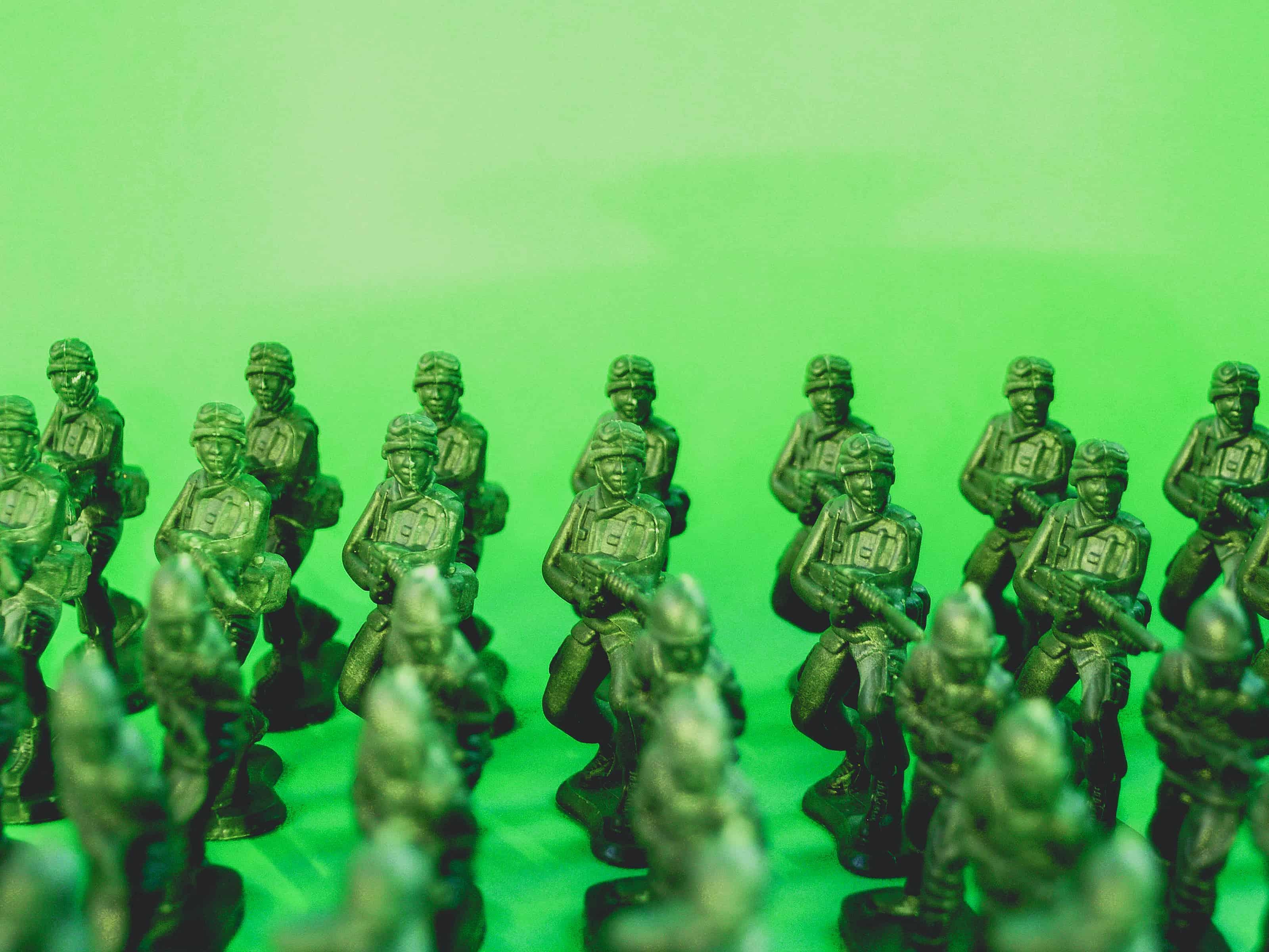 For or against an European army?