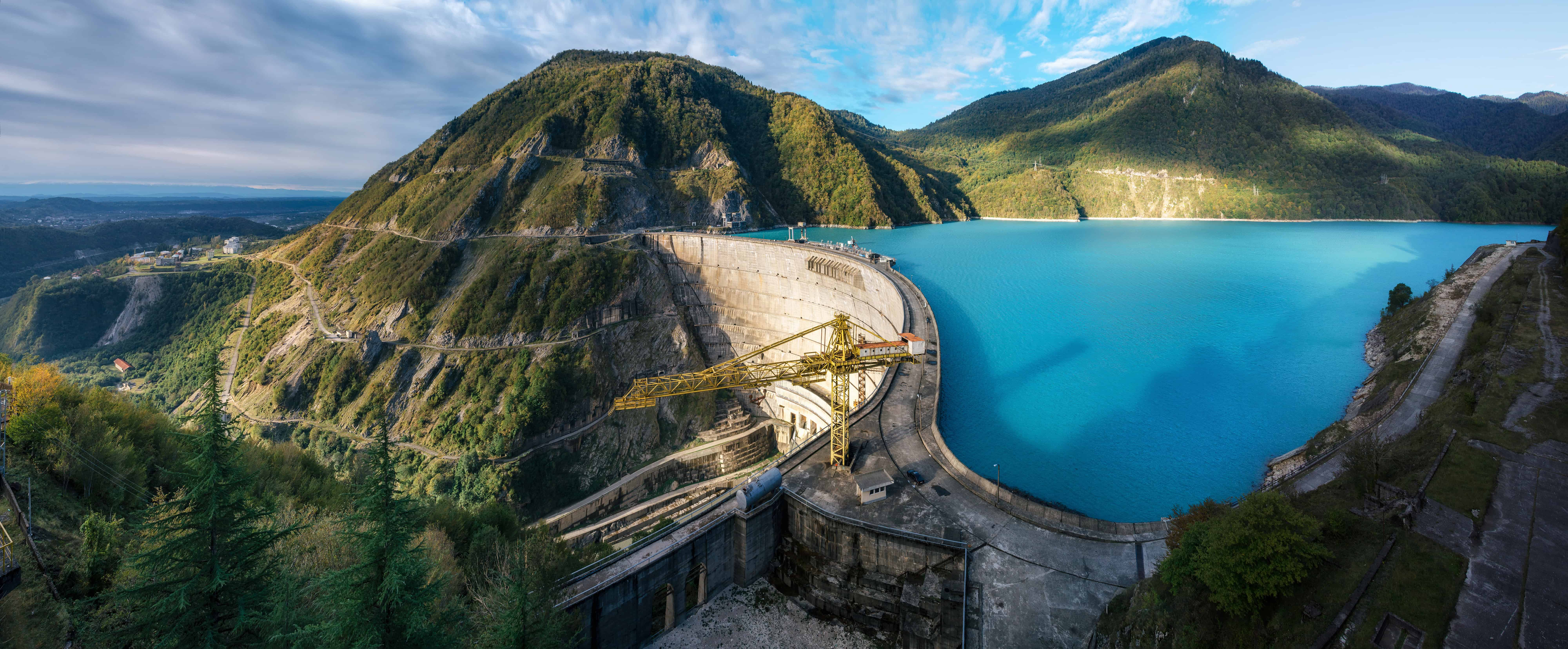 Do large dams benefit the environment?
