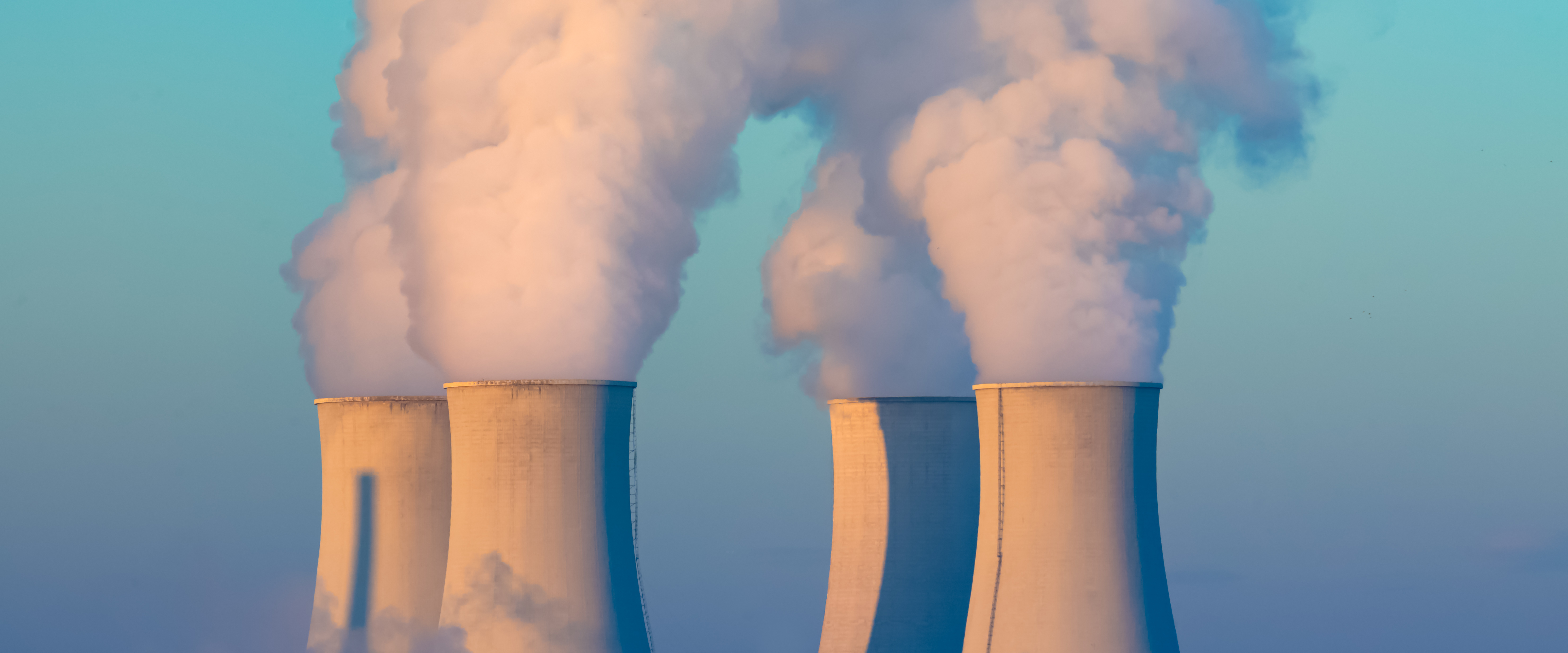 nuclear power plant europe energy sustainable development environment risks radioactivity for or against nuclear power cooling towers