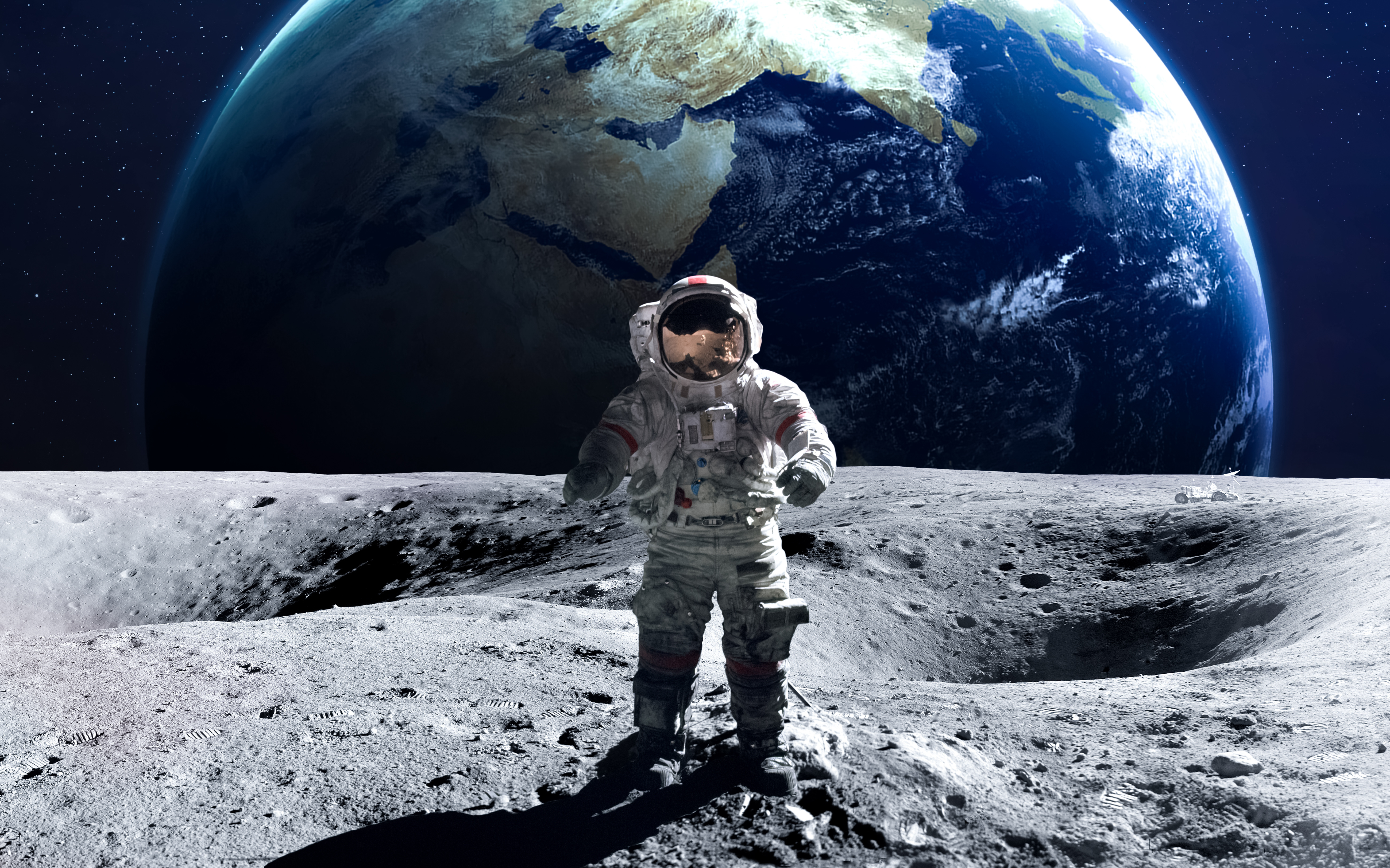 return to the moon space conquest space travels missions to moon and mars nasa esa astronaut technology european space agency