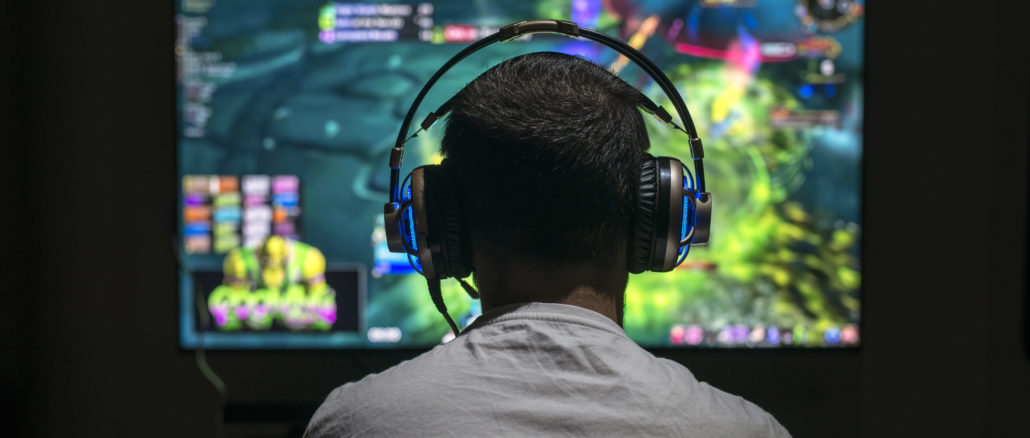 Is there an addiction to video games?