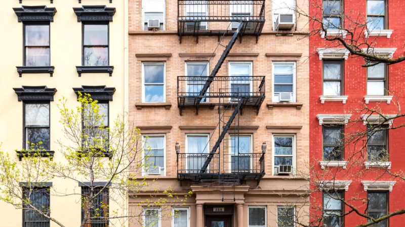 rent control debate economy landlords renters new york apartment buildings