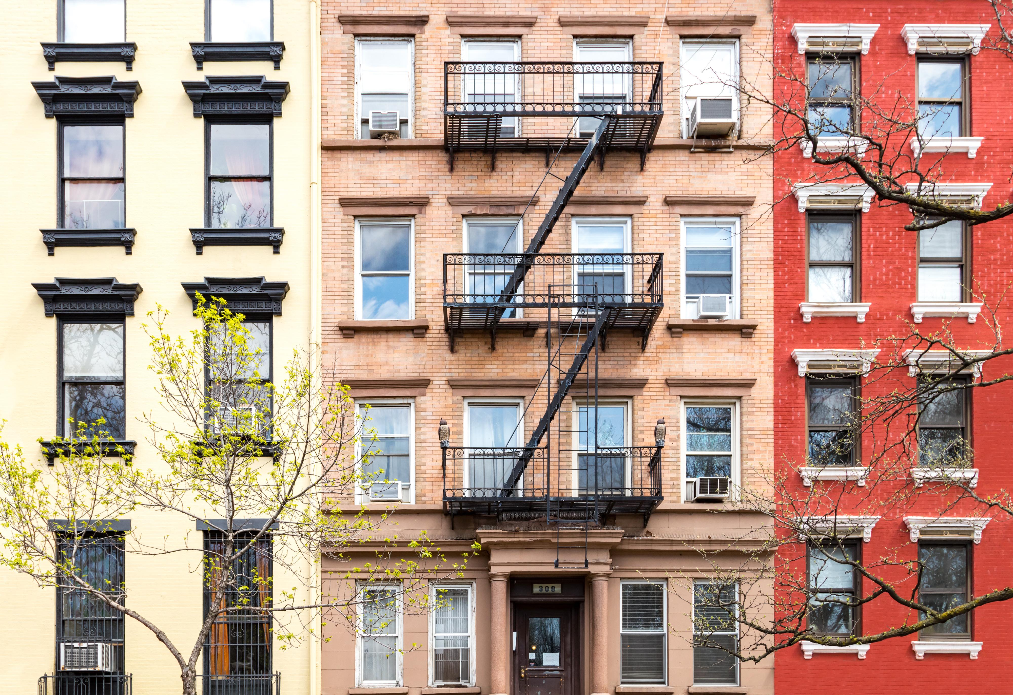 rent control debate economy landlords renters new york apartment buildings