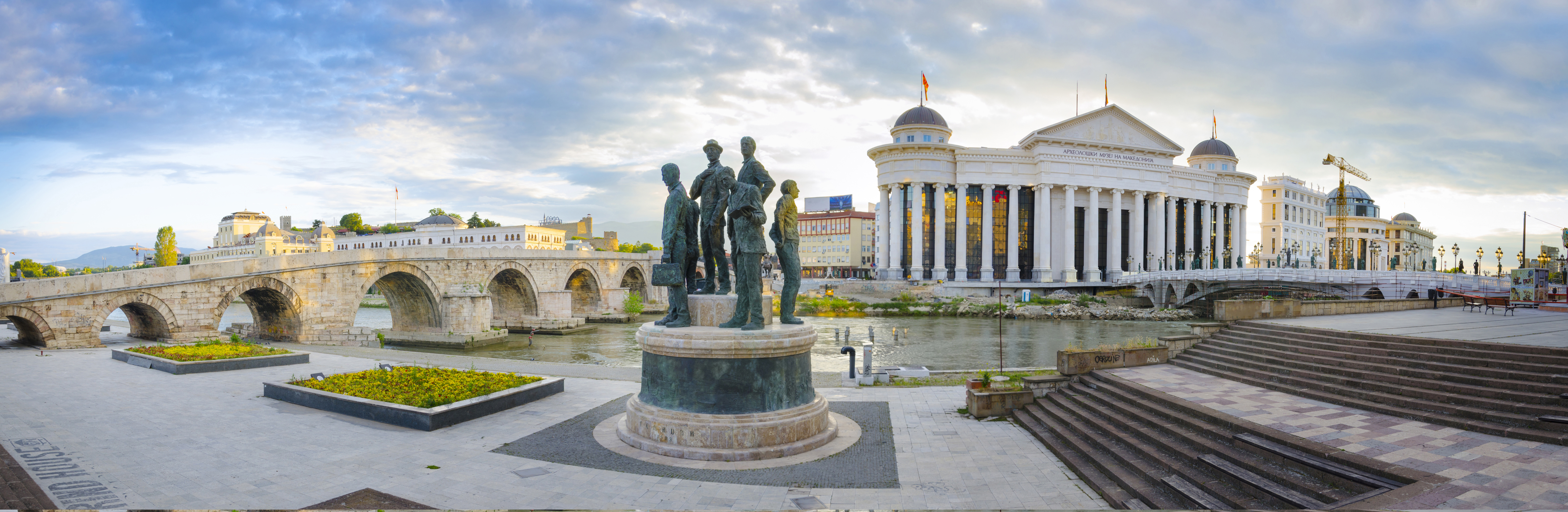 For or against opening accession talks with North Macedonia?