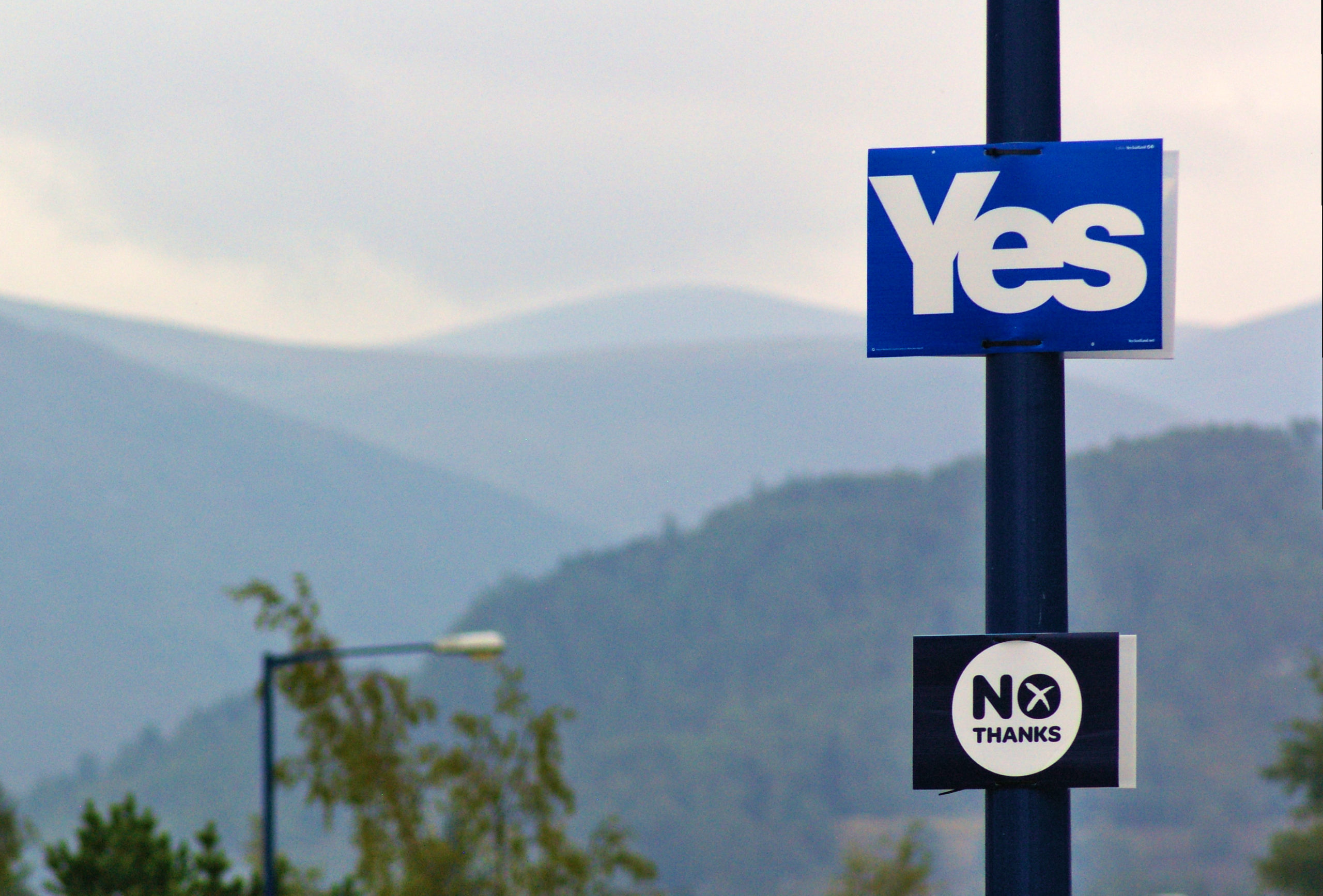 Should Scotland become an independent country?