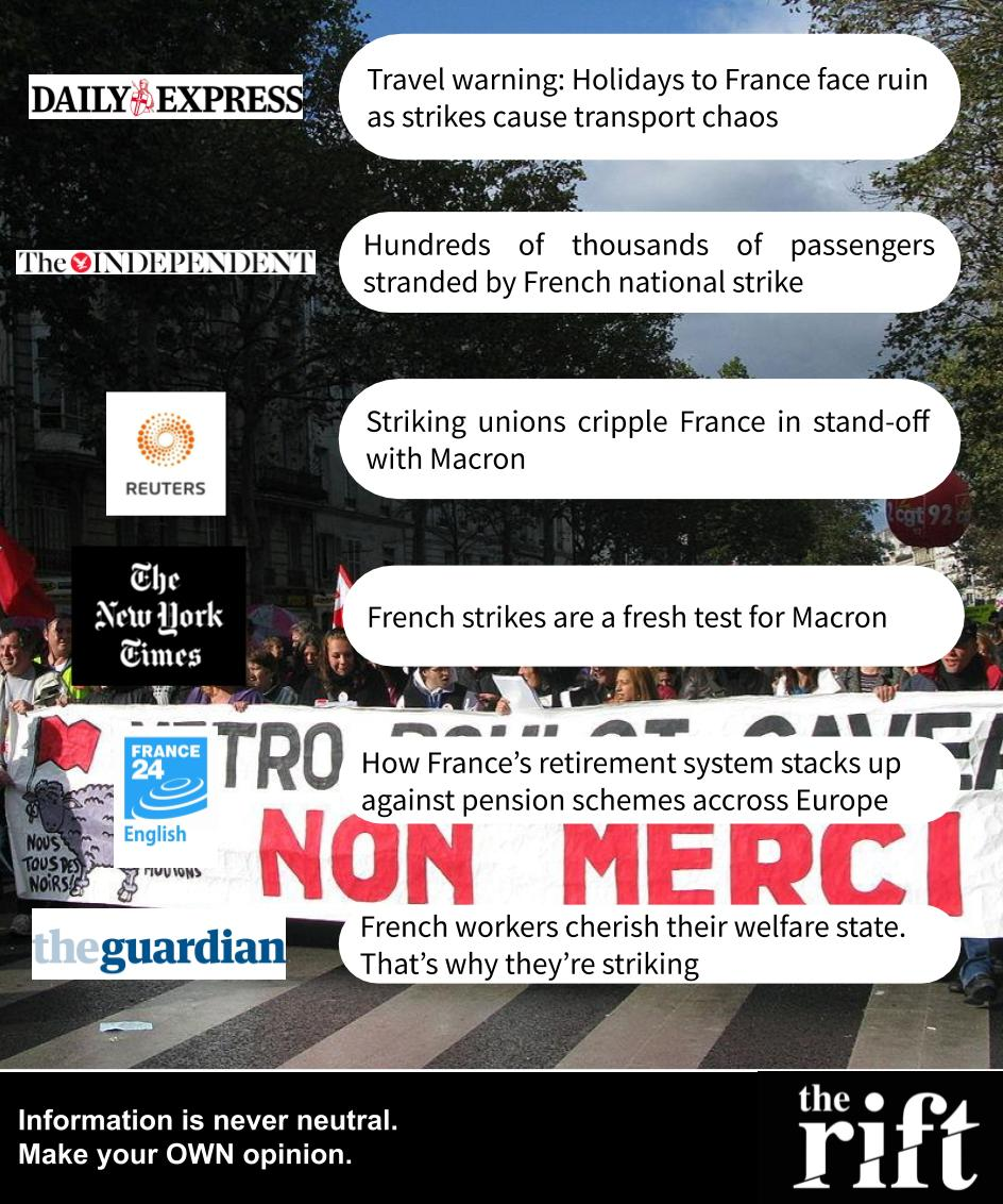 French strikes - 05/02/2019