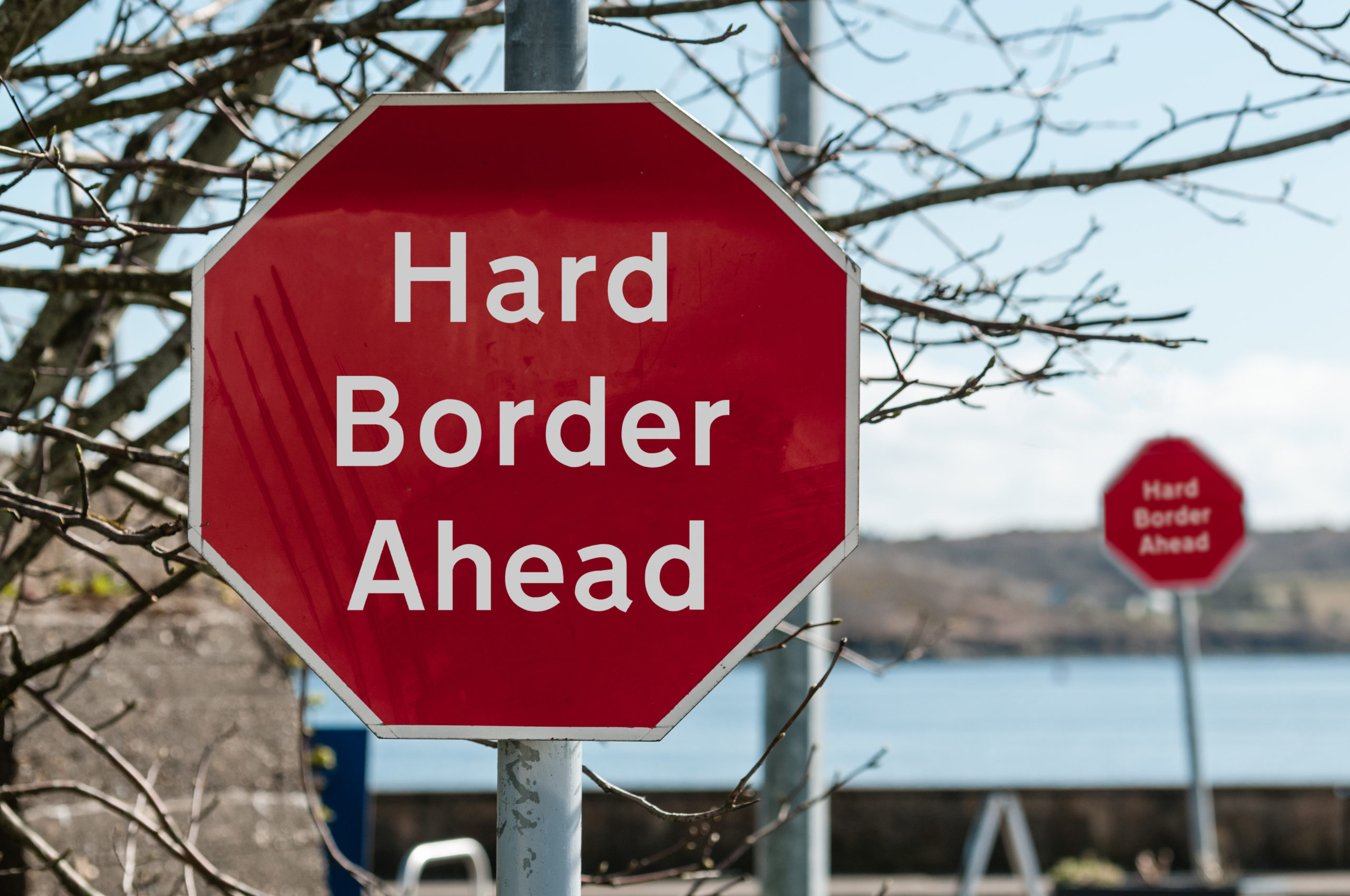 For or against a reunification of Ireland?