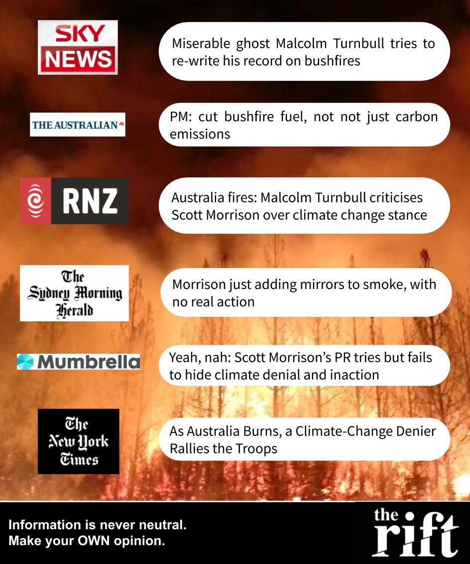Australia bushfires - 22/01/2020