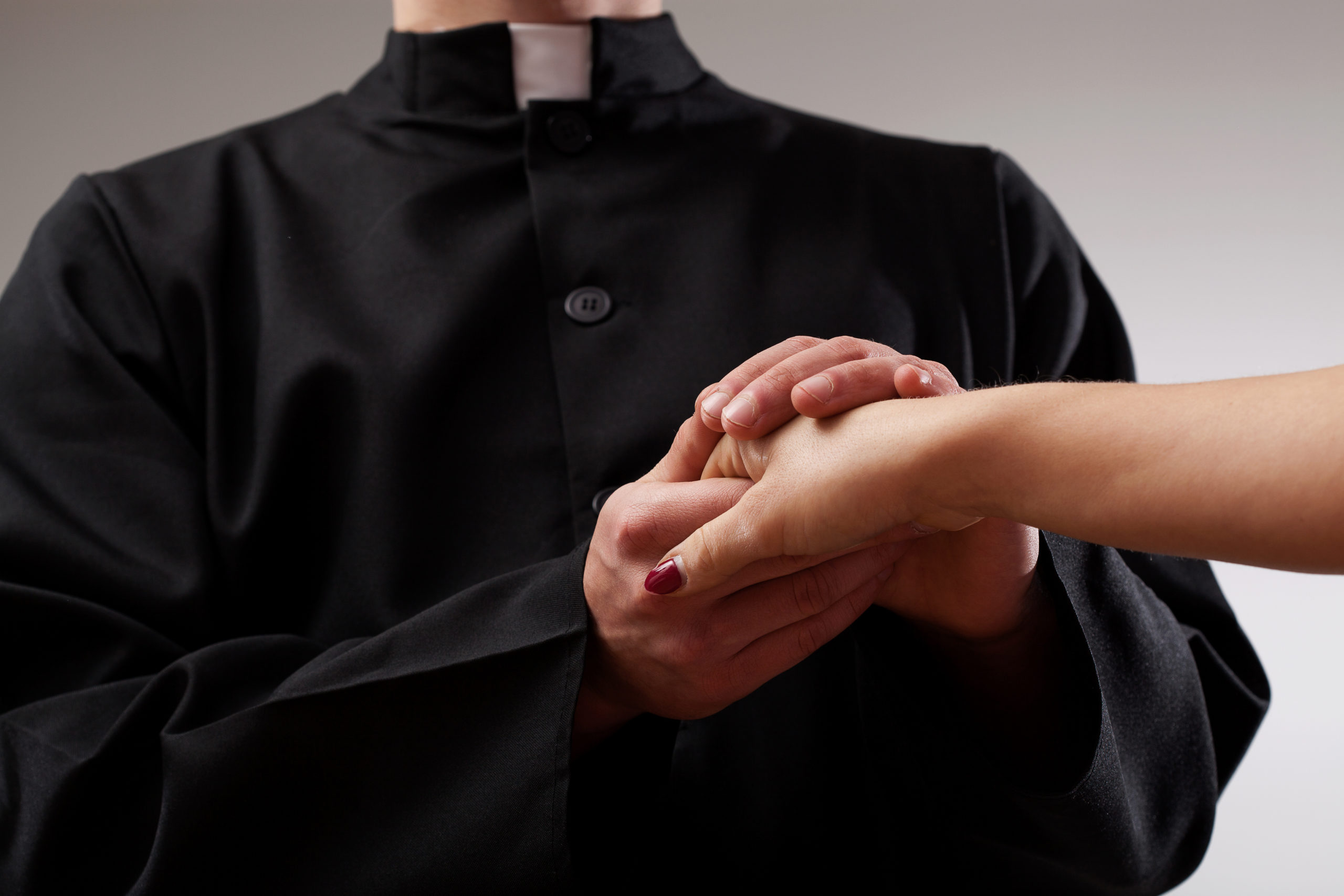 priest church religion celibacy married clergy marriage