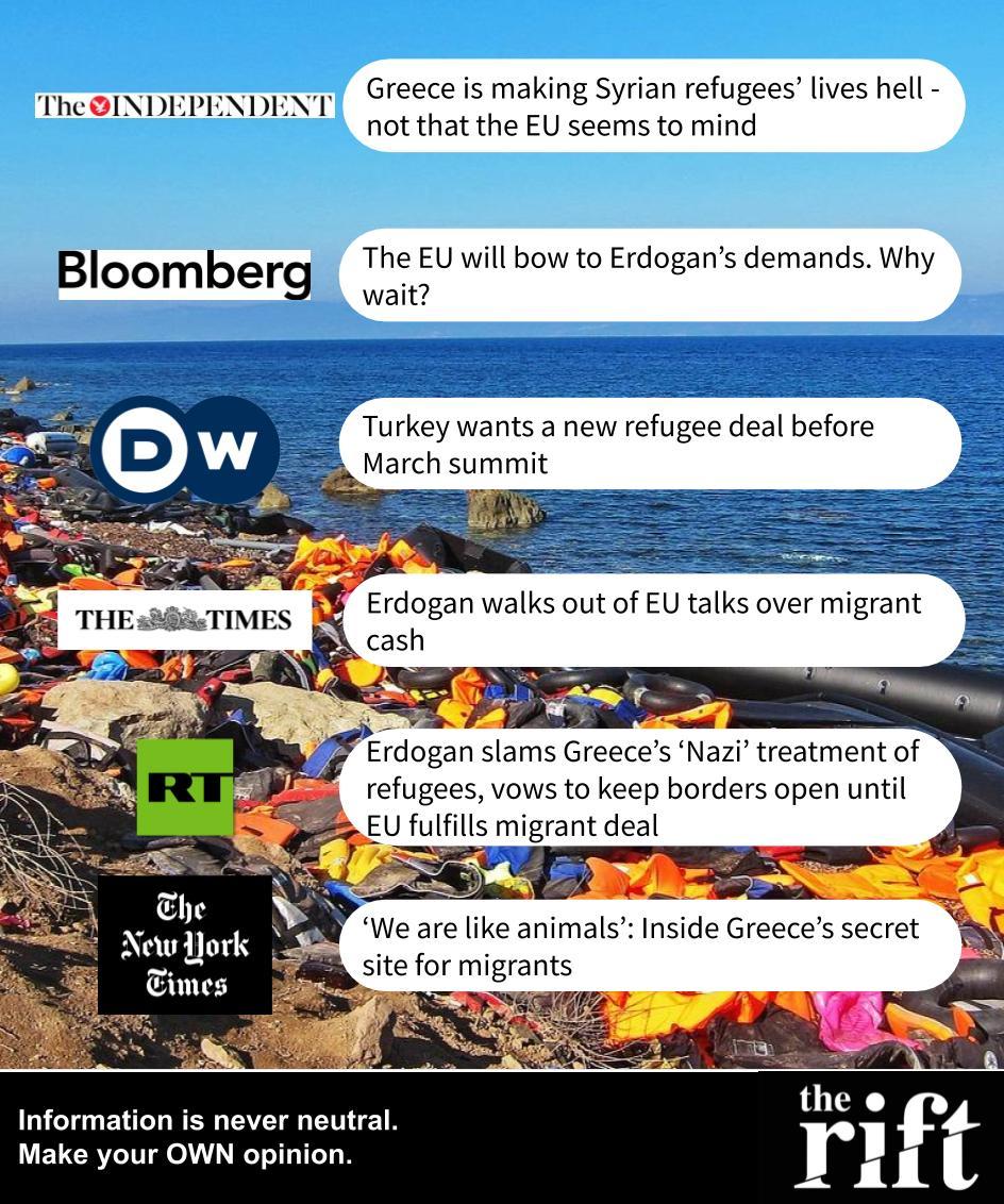 Migration crisis - 12/02/2020