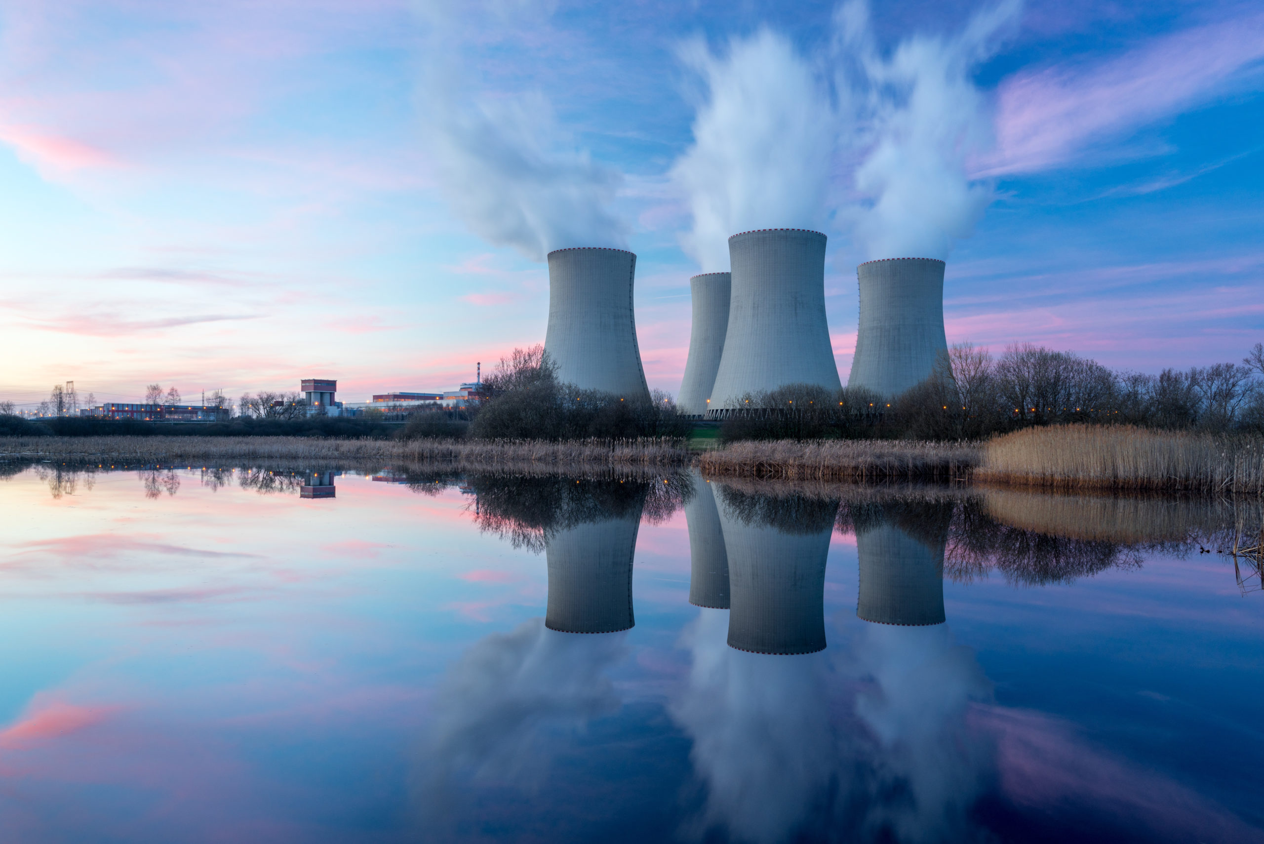 nuclear power transition energy ecology environment