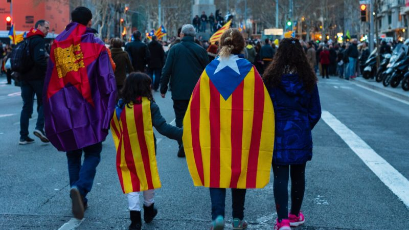 For or against a new independence referendum for Catalonia?
